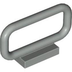 Light Gray Bar 1 x 4 x 2