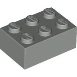Light Gray Brick 2 x 3