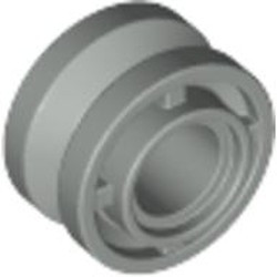 Light Gray Wheel 11mm D. x 8mm with Center Groove
