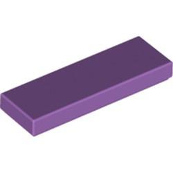 Medium Lavender Tile 1 x 3 - used