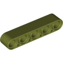 Olive Green Technic, Liftarm Thick 1 x 5