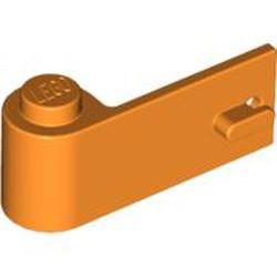 Orange Door 1 x 3 x 1 Left
