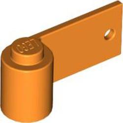 Orange Door 1 x 3 x 1 Right