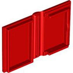 Red Minifigure, Utensil Book 2 x 3