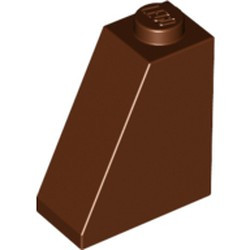 Reddish Brown Slope 65 2 x 1 x 2 - new