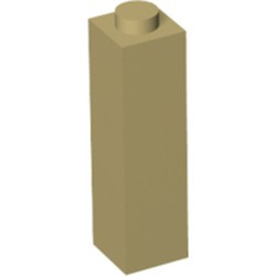 Tan Brick 1 x 1 x 3 - new