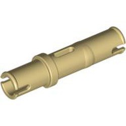Tan Technic, Pin 3L without Friction Ridges Lengthwise - used