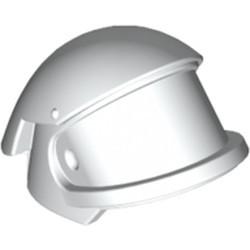 White Minifigure, Headgear Helmet SW Rebel Scout Trooper - used