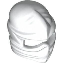 White Minifigure, Headgear Ninjago Wrap - used