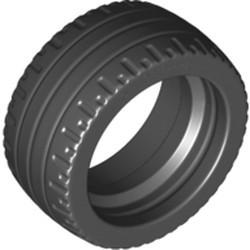 Black Tire 24 x 12 Low - new