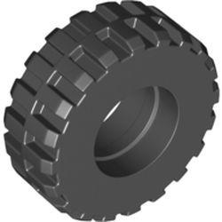 Black Tire 37 x 14