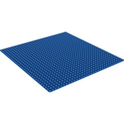 Blue Baseplate 32 x 32 - used