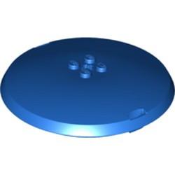 Blue Container, X-Pod Top Cap 9 x 9 x 1 1/3