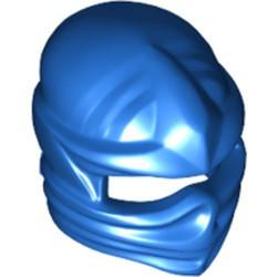 Blue Minifigure, Headgear Ninjago Wrap - used