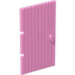 Bright Pink Door 1 x 4 x 6