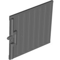 Dark Bluish Gray Door Sliding - Type 1 - new