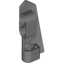 Dark Bluish Gray Technic, Panel Fairing #22 Very Small Smooth, Side A