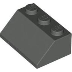 Dark Gray Slope 45 2 x 3