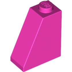 Dark Pink Slope 65 2 x 1 x 2