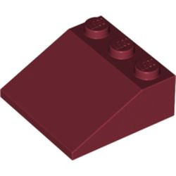 Dark Red Slope 33 3 x 3