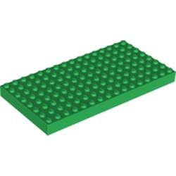 Green Brick 8 x 16 - used