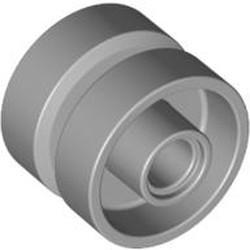 Light Bluish Gray Wheel 18mm D. x 14mm - used