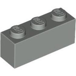 Light Gray Brick 1 x 3 - used