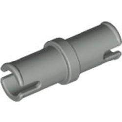 Light Gray Technic, Pin without Friction Ridges Lengthwise - used