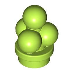 Lime Ice Cream Scoops