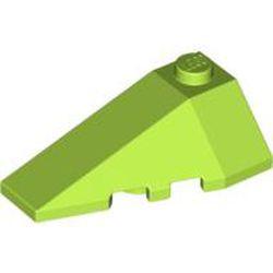 Lime Wedge 4 x 2 Triple Left