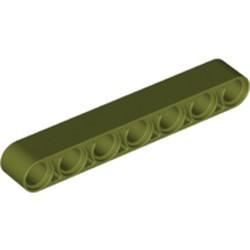 Olive Green Technic, Liftarm Thick 1 x 7