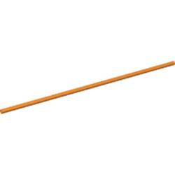 Orange Hose, Rigid 3mm D. 20L / 16.0cm - new
