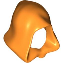 Orange Minifigure, Headgear Hood