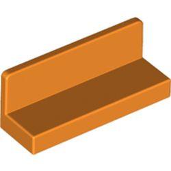 Orange Panel 1 x 3 x 1