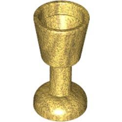 Pearl Gold Minifigure, Utensil Goblet - new
