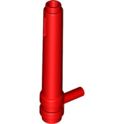 Red Cylinder 1 x 5 1/2 with Bar Handle (Friction Cylinder) - used