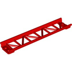Red Train, Track Roller Coaster Straight 16L