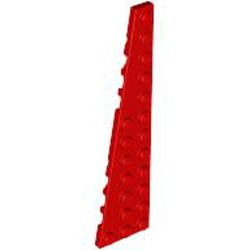 Red Wedge, Plate 12 x 3 Left