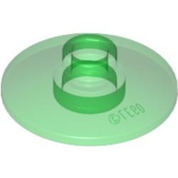 Trans-Green Dish 2 x 2 Inverted (Radar) - used