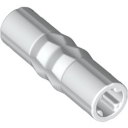 White Technic, Driving Ring Connector - new