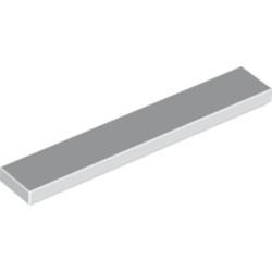White Tile 1 x 6