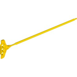 Yellow Human Tool, Rip Cord Flexible with Handle Thin for Chima Speedorz - used