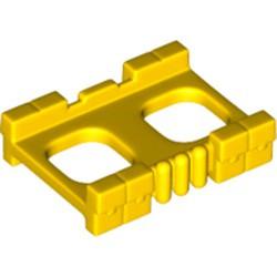 Yellow Minifigure, Utility Belt - new