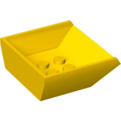 Yellow Vehicle, Tipper Bed Small