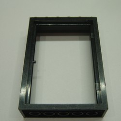 Black Door, Frame 2 x 6 x 7 - used