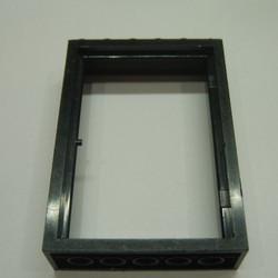 Black Door, Frame 2 x 6 x 7