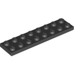 Black Plate 2 x 8 - new