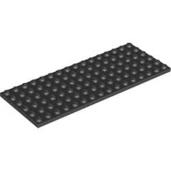 Black Plate 6 x 16 - new