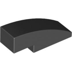Black Slope, Curved 3 x 1
