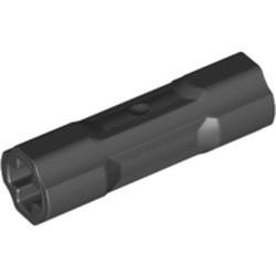 Black Technic, Axle Connector 3L - new